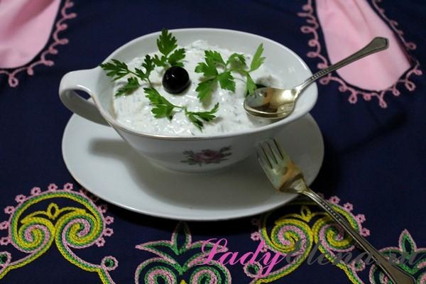 Фото рецепт соуса цацики