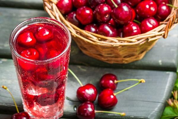 Вкусный компот из вишни и черешни на зиму