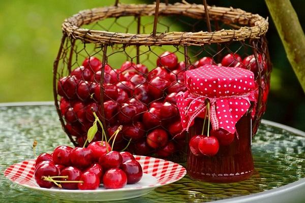 Вкусное вишневое варенье за зиму