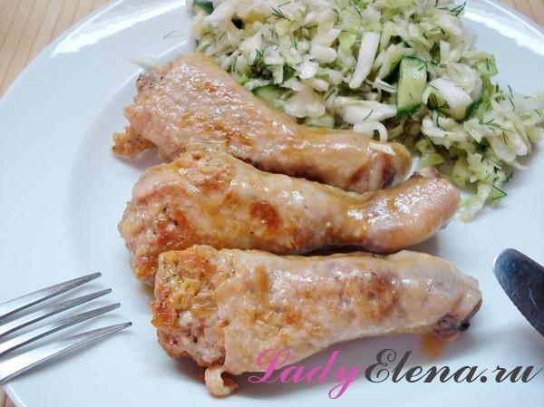 Фото рецепт фаршированных куриных ножек