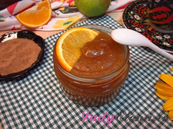 Фото рецепт вкусного джема из груш на пару