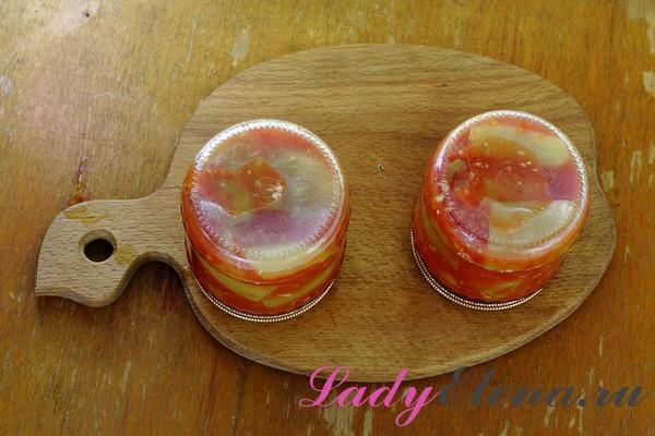 Лечо из помидор и перца на зиму – 5 рецептов с фото