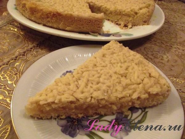 Фото рецепт лимонного пирога