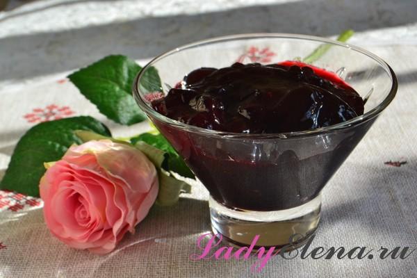 Фото рецепт варенья из ежевики на зиму