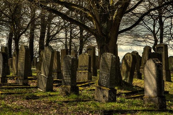 Старое кладбище приснилось