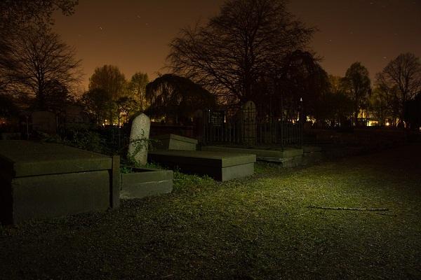 Кладбище ночью к чему снится