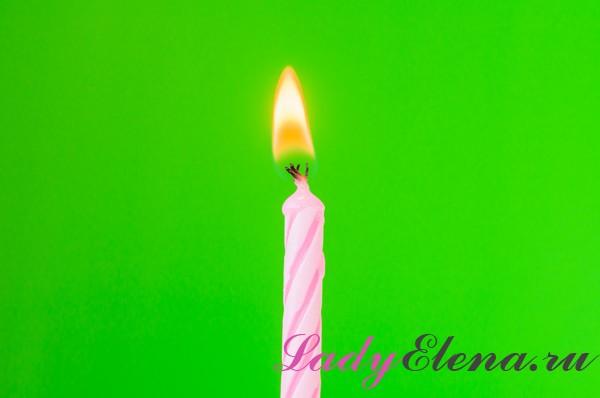 Как использовать огарки от свечей