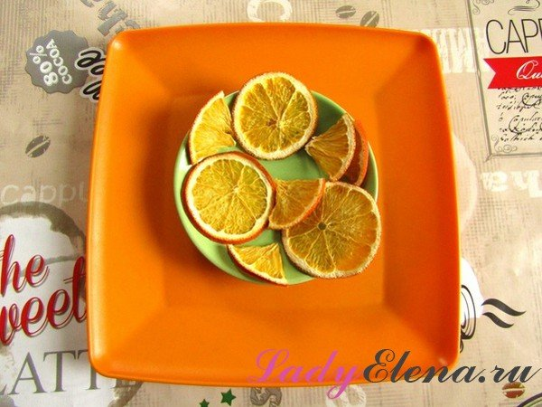 Как сделать апельсиновые чиссы