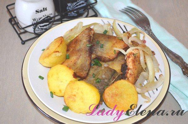 Рыба по-ленинградски как готовить