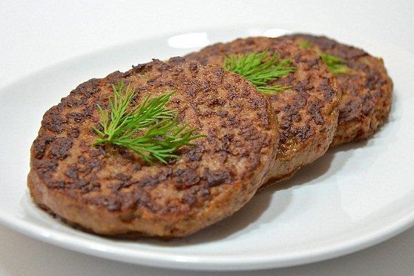 Котлеты из говяжьей печенки в духовке