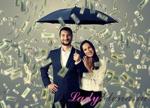 С кем можно разбогатеть в браке по гороскопу