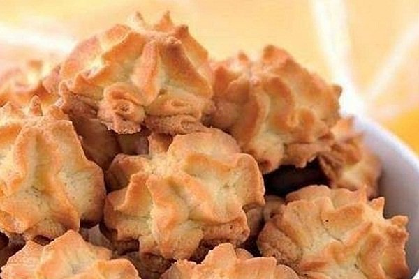 Домашнее печенье с майонезом