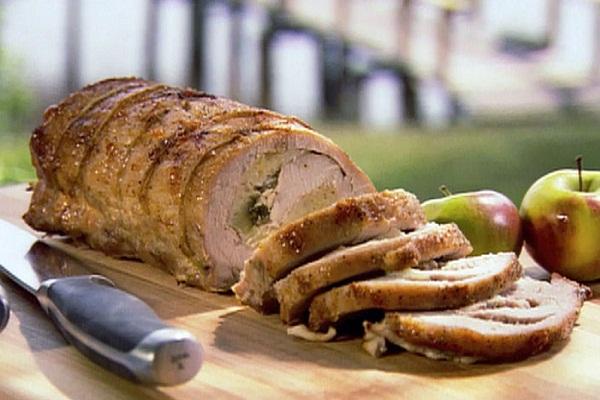 Свиной рулет из брюшины рецепт