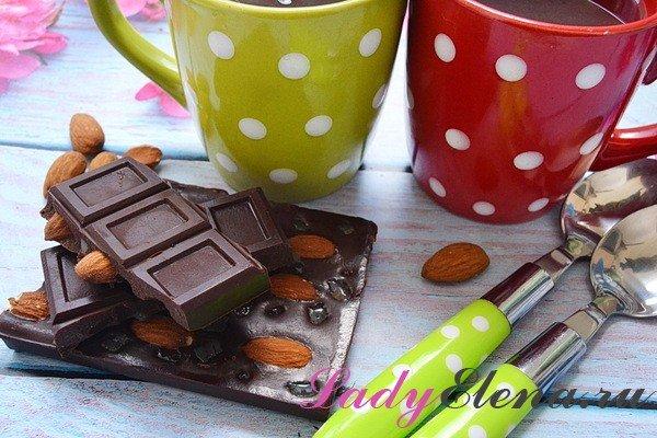 Домашний шоколад - фото-рецепт