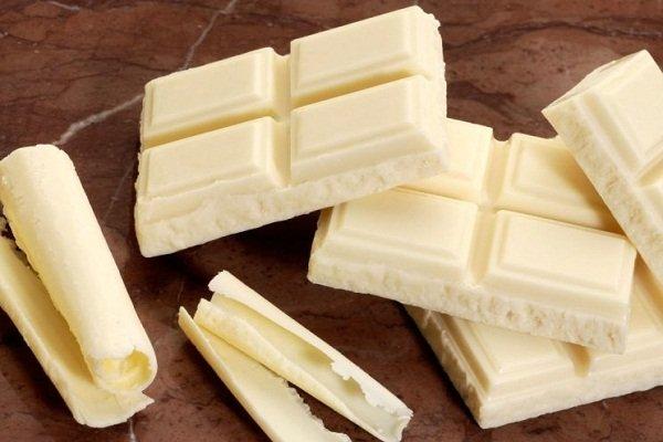 Белый шоколад домашнего приготовления