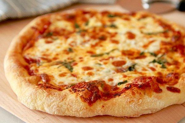 Быстрая пицца на жидкой основе