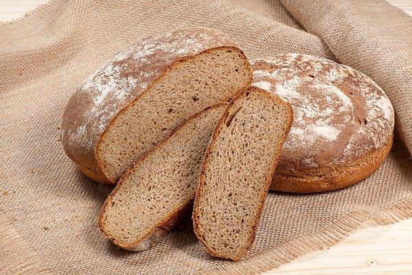 Хлеб ржанно-пшеничный