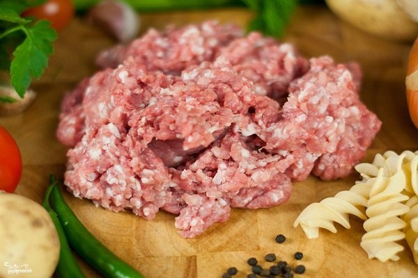 Фарш пельменный из свинины