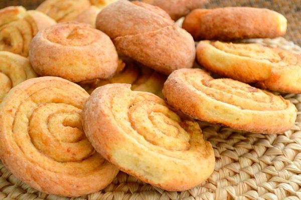 Печенье из плавленного сырка