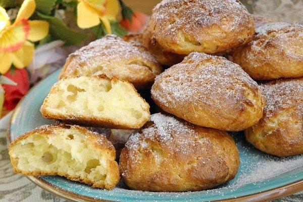 Печенье с сыром маскарпоне