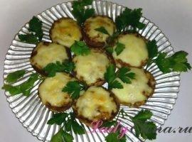 Грибы фаршированные с сыром рецепт с фото