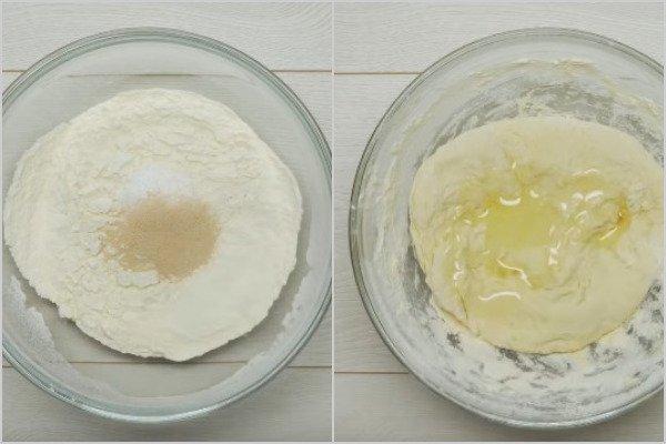 Хачапури по аджарски - рецепт пошаговый с фото