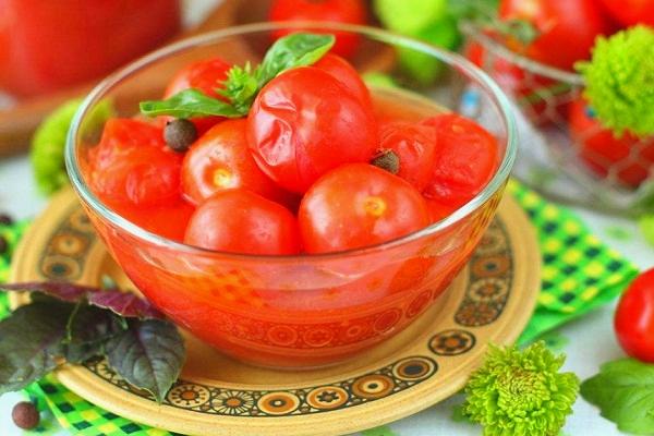Помидоры в томате из пасты