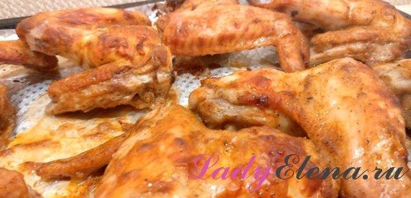 Маринад для курицы фото-рецепт