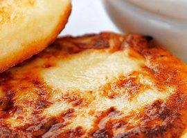 Сырники на сковороде фото-рецепт