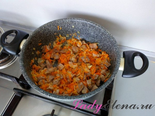 Мясная подлива из свинины - рецепт с фото
