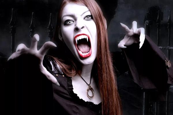 Приснилось, что напали вампиры