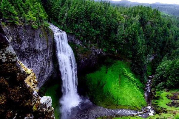 Что означает водопад во сне