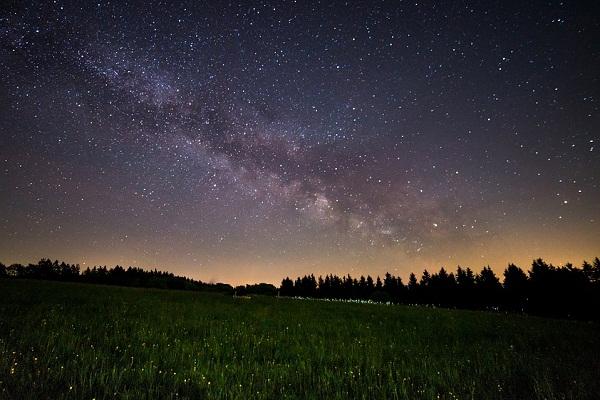 Что означает звездное небо во сне