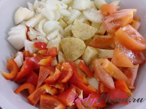 Картофель, запеченный в духовке - 20 простых и вкусных рецептов