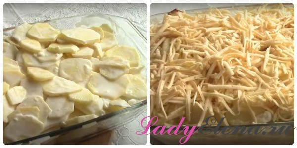 Картошка, запеченная с сыром в духовке. 11 очень вкусных рецептов приготовления