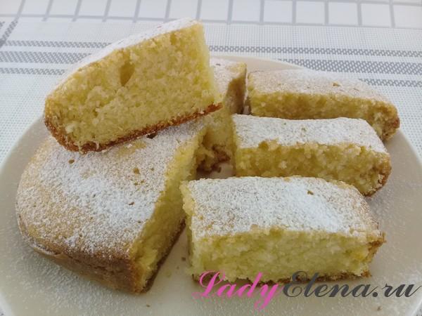 Простой кекс в хлебопечке фото-рецепт