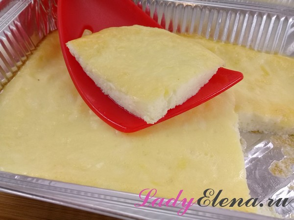 Омлет в духовке фото-рецепт