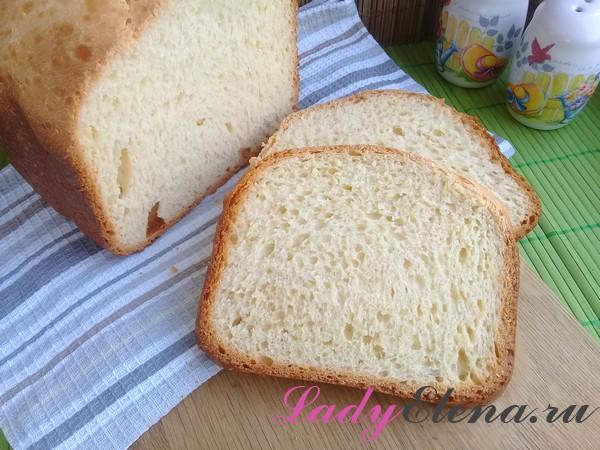 Хлеб на сухих дрожжах фото-рецепт