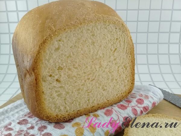 Французский хлеб в хлебопечке фото-рецепт