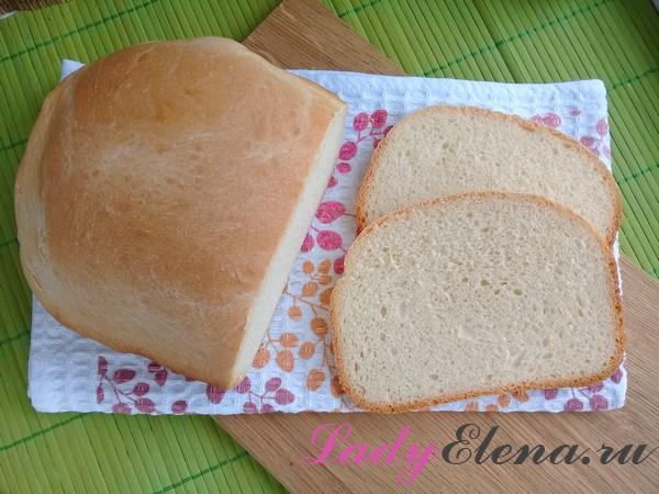 Простой хлеб в мультиварке фото-рецепт