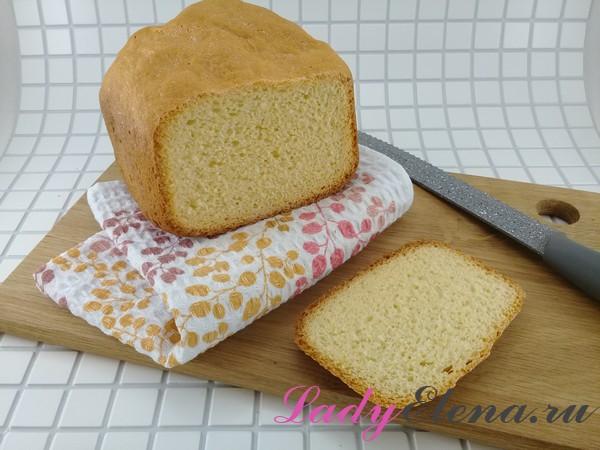 Кукурузный хлеб фото-рецепт