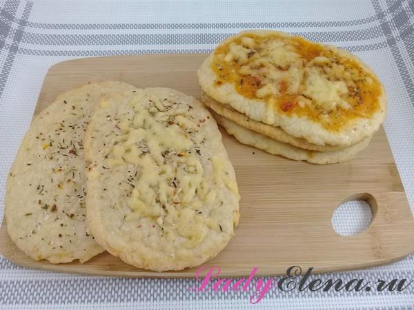 Сырные лепешки фото-рецепт