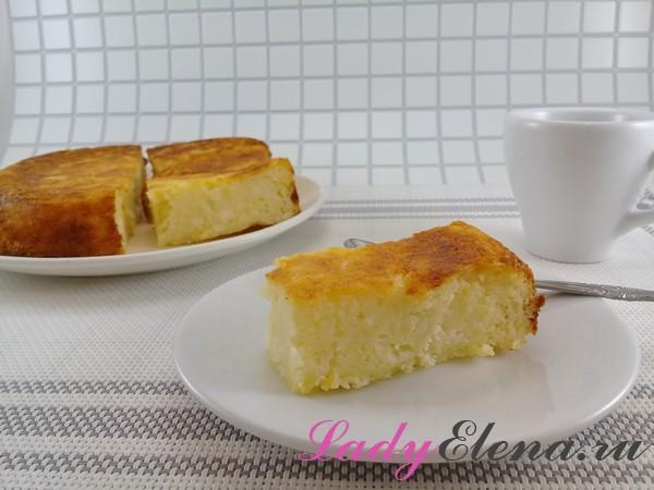 Запеканка в хлебопечке фото-рецепт