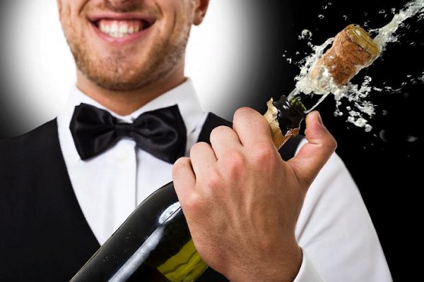 Во сне открывать шампанское к чему