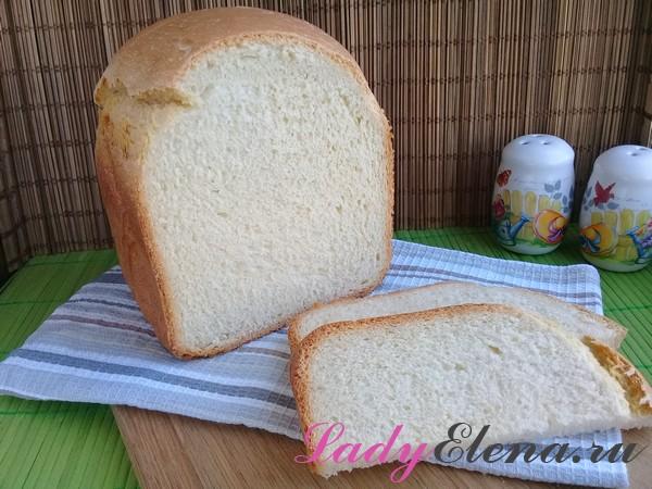 Пшеничный хлеб фото-рецепт