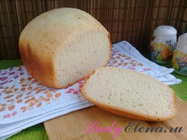 Хлеб на воде в хлебопечке