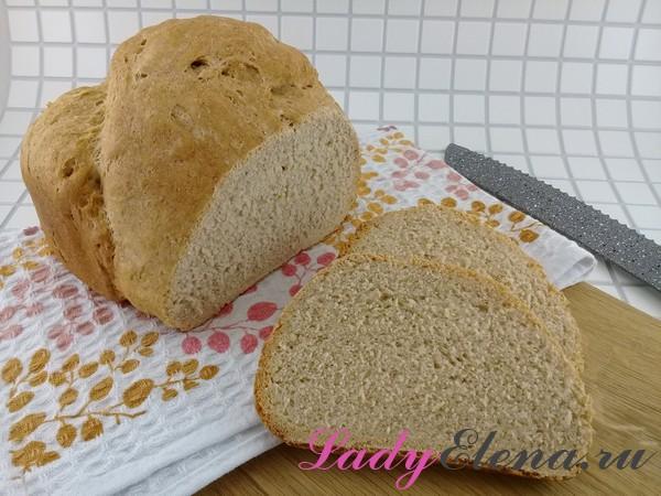 Хлеб с отрубями фото-рецепт