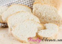 Домашний хлеб на дрожжах фото-рецепт