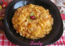 Капуста с рисом фото-рецепт