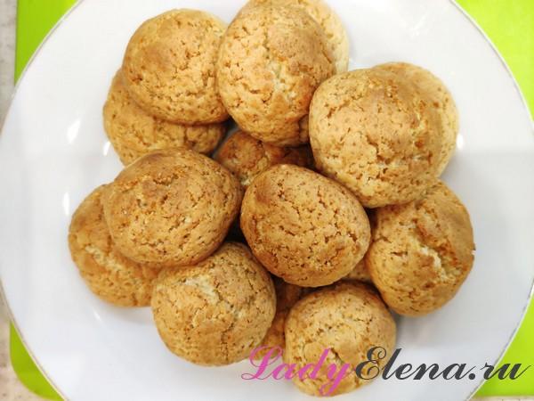 Печенье с медом фото-рецепт